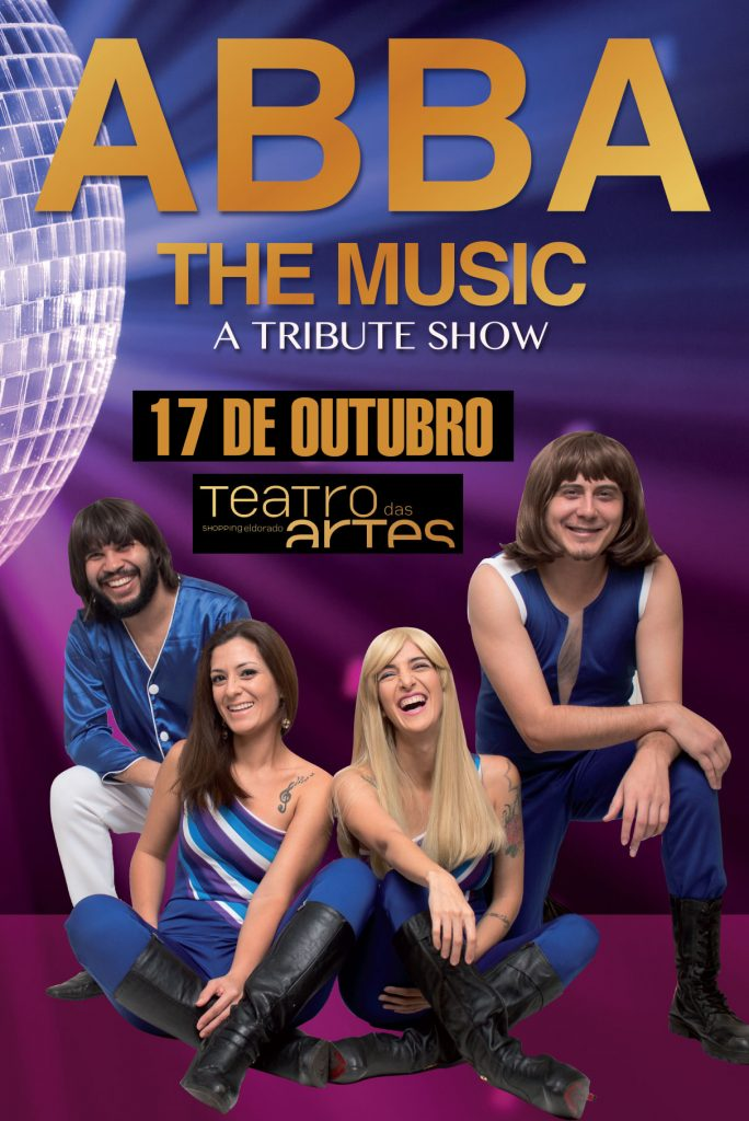 ABBA, THE MUSIC – A TRIBUTE SHOW