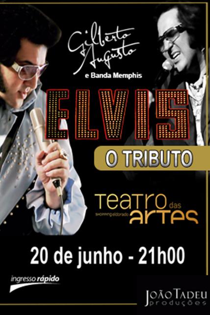 """Show """"Elvis, O Tributo"""""""