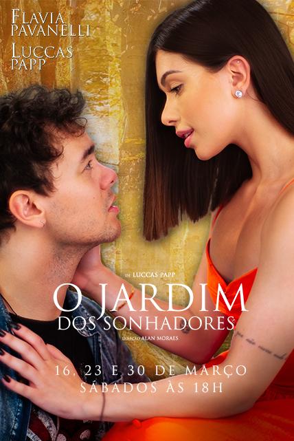 O JARDIM DOS SONHADORES