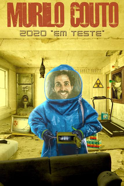 """MURILO COUTO – 2020 """"EM TESTE"""""""