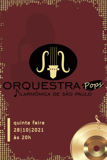 ORQUESTRA POPS FILARMÔNICA DE SÃO PAULO